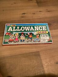 The Allowance Game Lakeshore Aae092 New And Sealed