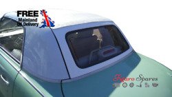 Fits Nissan Figaro Replacement Rear Window Frame Trimmed New
