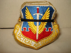 Tactical Air Command Patches Bundle Of 20 Unissued - Factory Bundled
