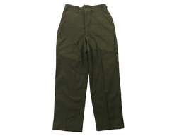 Vtg 50's Us Military M-1951 Field Trouser With Suspender Buttons New Old Stock