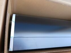 Vent-a-hood Xrh18-248 Bl 48 Wall Mounted Range Hood Featuring Dual Blowers New