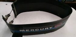 Clean Vintage Freshwater Mercury Outboard 20 Hp Cowling Wrap