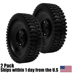 2pk Lawn Mower Front Drive Wheels For Craftsman 180773 532180773 180775