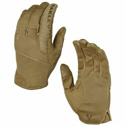 Oakley Factory Lite Tactical Glove Coyote Size XL 94258 68W $40.00