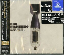 Foo Fighters-echoes. Silence. Patience And Grace-japan Cd F37