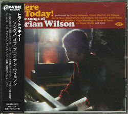 V.a.-here Today -the Songs Of Brian Wilson-japan Cd F56