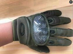 Oakley Pilot gloves SI Full Finger Hard Knuckle .NEW. No tags. Wholesale $41.92