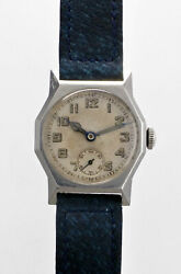 Anonymous Fbcase 385 509 Manual Vintage Watch 1930's Overhauled