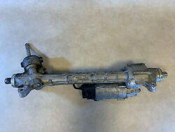 Mercedes Ml Gle Gls W166 C166 Oem Electric Power Steering Rack And Pinion Lhd