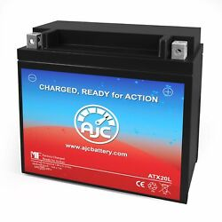Imz Ural M70 750cc Motorcycle Replacement Battery 2010-2016