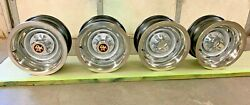 1980 1981 1982 1983 1984 1985 1986 Chevy 6 Lug 4 X 4 Pickup 15 X 8 Rally Wheels