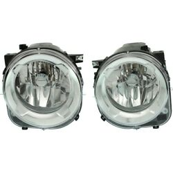 68256567aa 68256570aa Ch2502273 Ch2503273 Headlight Lamp Left-and-right