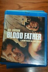 Blood Father - Blu-ray - Near Mint Condition