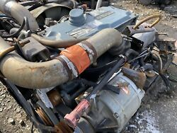 Detroit 50 Series Engine Good Running Takeout 8.5l Ddec 4 300hp Series 50