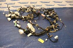 2017 17 Infiniti Q60s Oem Interior Dashboard Wire Harness 24010 5ch3c 7138
