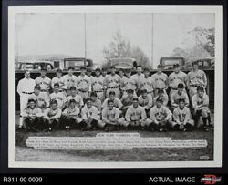 1936 National Chicle Premiums New York Yankees Team 1935 4.5 - Vg/ex+