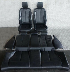 Bmw 1 Series F21 Lci M Sport Black Leather Interior Seats With Door Cards