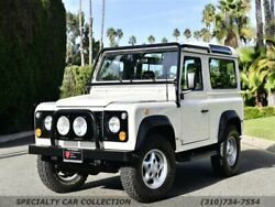 1997 Land Rover Defender 90 2dr 90 1997 Land Rover Defender 90 2dr 90