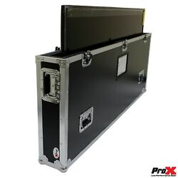 Prox Xs-tv5565w Universal Case For One 55 To 65 Inch Led Tv W/low Profile Wheels