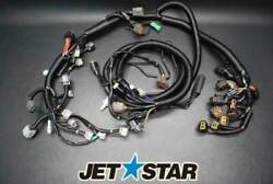 Yamaha Fzs And03911 Oem Wire Harness Assy 1 Used [x906-004]