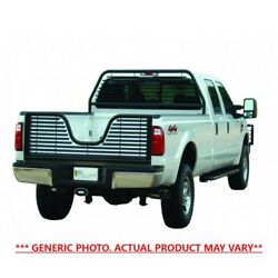 Go Industries Black Louvered V Gate For 99-16 Ford F Series 6142