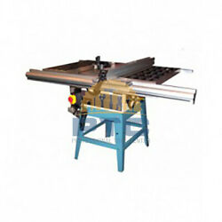 Silverline Dc-ts12 Table Saw 12 Motor 3hp 110 / 220v 1 Phase