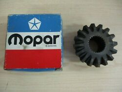 Mopar Rear Differential Side Gear - And03966-and03971 My - P/n 2404194