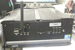 Nexcom Nvis 3542wp8 In-vehicle Mobile Nvr Surveillance System W/core I7 And 8-poe