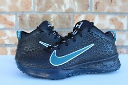 Men's Nike Zoom Force Trout 5 Turf Shoes Eagle Nation Limited Sz 9.5 Bq5556-001