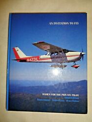 An Invitation To Fly Basics For Private Pilot By Dennis Glaeser 1989 Airplanes
