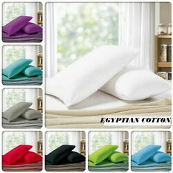 300tc 100cotton Oversize Pillow Case Queen Extra Large. Fits Even The Fluffiest