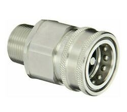 Snap-tite Svhc16-16m Coupler Body, 1-11-1/2, 1 In. Body, 316 Ss