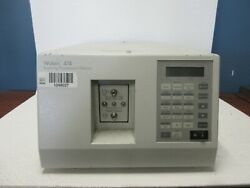Waters 047400 For Parts Model 474 Scanning Fluorescent Detector 047400