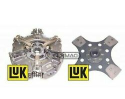 Kit Clutch Twin-plate Claas For Tractor Agricultural Nectis 217ve Vl 15955