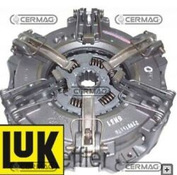 Clutch Twin-plate Claas For Tractor Agricultural Elios 210 220 230 15958