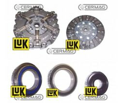 Kit Clutch Newholland For Tractor Agricultural 55 60s Dt 56 66s 15934