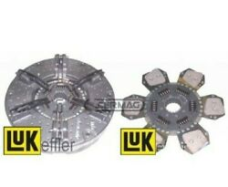 Kit Clutch Newholland For Tractor Agricultural 160.90 Dt Turbo 15939