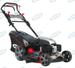 Lawn Mower Ama Trx 510 Dl Traction Engine Y173ve Ohv 4t Tree Vertical 173cc