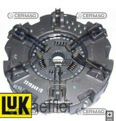 Kit Clutch Double Agrifull For Tractor Agricultural 8085 8095 80105 15966