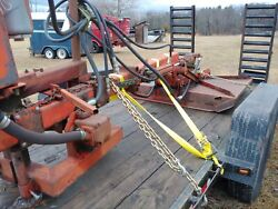 3 Point Side Ditch Bank Mower