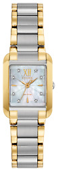 Citizen Womenand039s Watch Bianca Gold-tone Stainless Steel 22 X 28mm Wr50/5bar/166ft