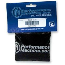 Performance Machine Replacement Rain Sock For Fast Air Intake Solution 0206-0048