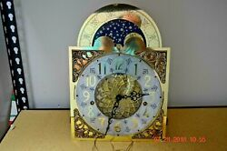 Howard Miller 611-015 Veronica Grandfather Clock Movement Only Serviced