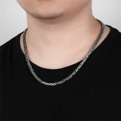 Real Silver Dragon Shape Style Chain Sterling Pendants Necklaces Gift For Men