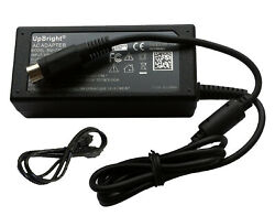 24v Ac/dc Adapter For Verifone Touch Screen Pos Console Asm Help Desk Commander