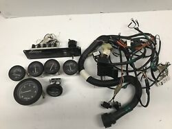 Mercruiser Boat Wiring Harness And Gauges For Diesel Engine