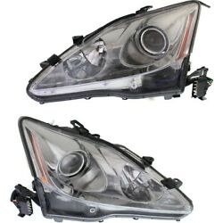 Lx2502133 Lx2503133 Hid Headlight Lamp Left-and-right Hid/xenon Lh And Rh