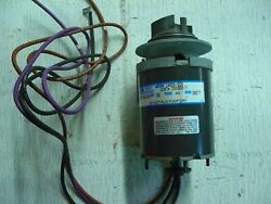 14806-010 Amana Pump Motor And Impeller For Heat Transfer Unit