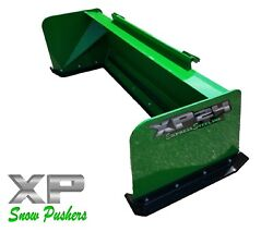 6and039 Xp24 John Deere Snow Pusher - Tractor Loader - Local Pickup