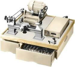 Bergeon 50 Lathe Machine For Project 220v